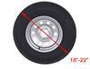 290-3955 - Wheel Covers Adco RV Covers