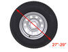 RV Covers 290-3753 - 27 Inch Tires,28 Inch Tires,29 Inch Tires - Adco