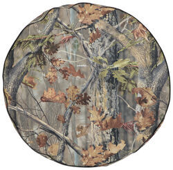 "Adco Spare Tire Cover - 27"" Diameter - Camouflage"