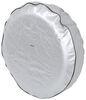 "Adco Spare Tire Cover - 27"" Diameter - Vinyl - Diamond Plate Spare Tire Cover 290-9757"