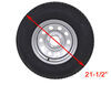 290-1760 - Spare Tire Cover Adco Tire and Wheel Covers