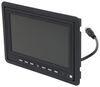 "Quest RV Backup Camera Monitor - 7"" Screen - Dash Mount - 4 Video Inputs Monitor 292-101740"