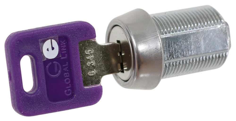 Replacement Cam Lock Cylinder For Rvs Keyed Alike Option