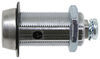 """Replacement Cam Lock Cylinder for RVs - Keyed Alike Option - Stainless Steel - 1-3/8"""" Long 295-000005"""