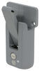 Global Link Vise Lock for Cam-Action Door Latch - Keyed Alike Option - Silver Cam Door Lock 295-000025