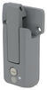Global Link Vise Lock for Cam-Action Door Latch - Keyed Alike Option - Silver Door Hardware 295-000025