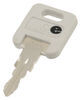 Key for Global Link RV Standard Baggage Door Locks - 391 - Qty 1 Keys 295-000079
