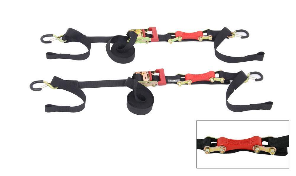 297-7RSDB - 851 - 1200 lbs ShockStrap Ratchet Straps