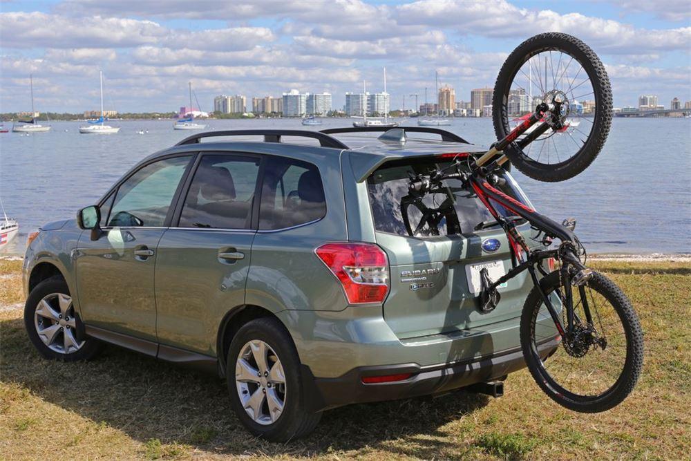 Seasucker Hornet Rear Window Bike Rack Handlebar Mount