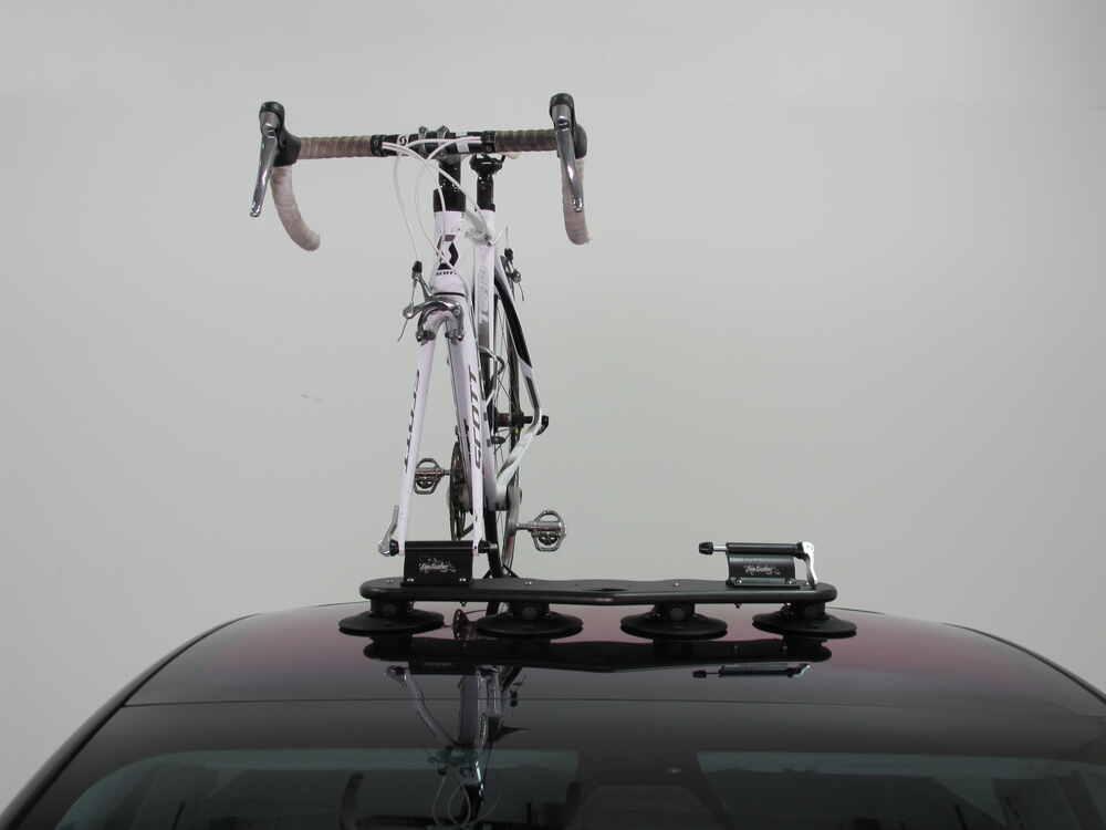 Seasucker Mini Bomber Roof 2 Bike Rack Fork Mount
