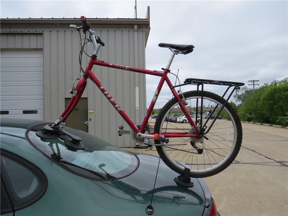 Seasucker Talon Roof Bike Rack Fork Mount Vacuum Cup