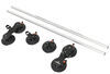 SeaSucker Silver Roof Rack - 298-SX6000