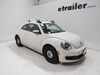 298-SX6100 - Round Bars SeaSucker Complete Roof Systems on 2013 Volkswagen Beetle