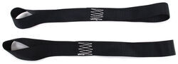 Heavy Duty ATV & Motorcycle Soft Loops - 1 Pair