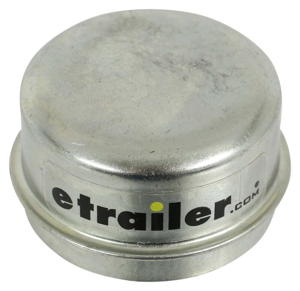 Trailer Bearings Races Seals Caps F001518 - Standard Grease Cap - TruRyde