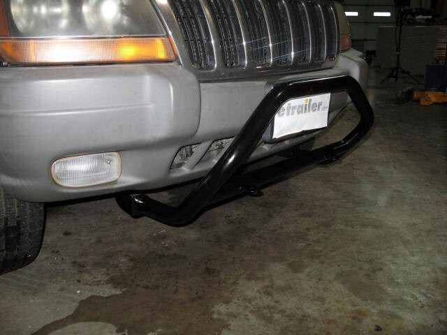 2001 Jeep Grand Cherokee Grille Guards Westin