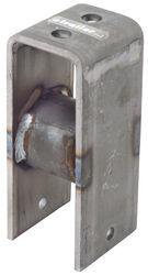 "Rear Hanger for 2"" Wide Slipper Springs - 6-3/8"" Tall - 5/16"" Bolt Hole"