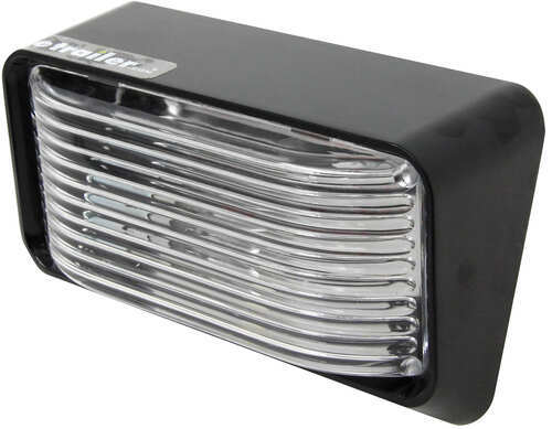 Bargman Rv Porch Utility Light 78 Series Rectangle