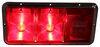 Trailer Lights 30-85-002 - Stop/Turn/Tail/Backup,Rear Reflector - Bargman
