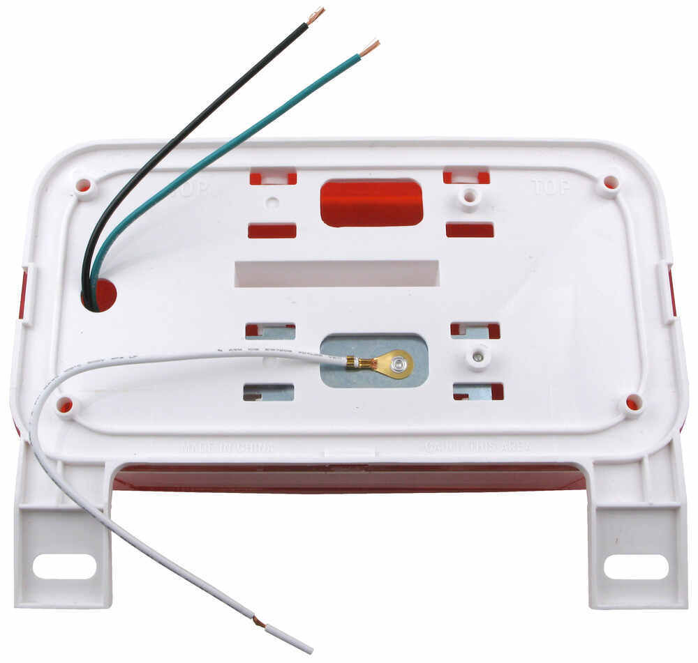 Compare Bargman Trailer Vs Rv Tail Light This Old Wiring Lights Etrailercom Youtube Red 30 92 003