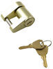 Trailer Coupler Locks 3008 - 3/4 Inch Span - Tow Ready