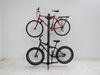 Feedback Sports Velo Cache Bike Storage Rack - Freestanding - Black - 2 Bikes Frame Mount 301-13984