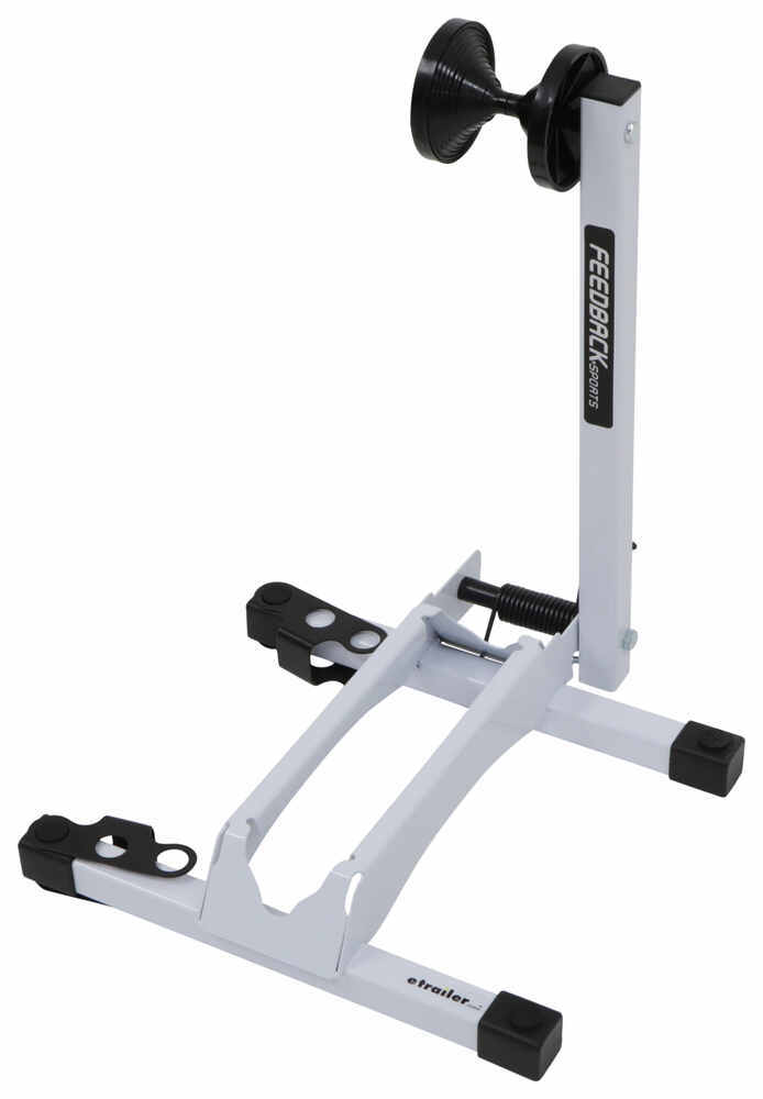 Feedback Sports Rakk Bike Storage Stand White 1 Bike