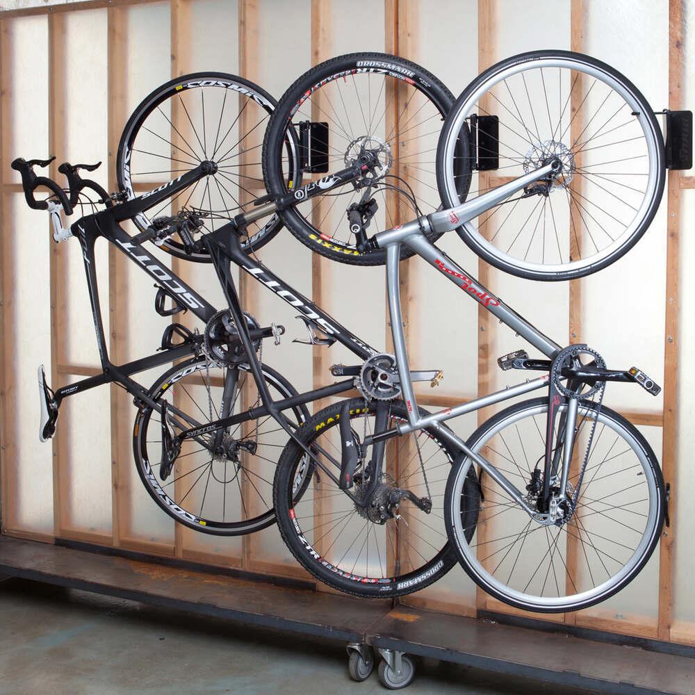 Feedback Sports Velo Hinge Bike Storage Rack Pivoting