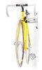 Feedback Sports Velo 2D Bike Storage Rack - Wall Mount - Silver - 1 Bike 1 Bike 301-16810
