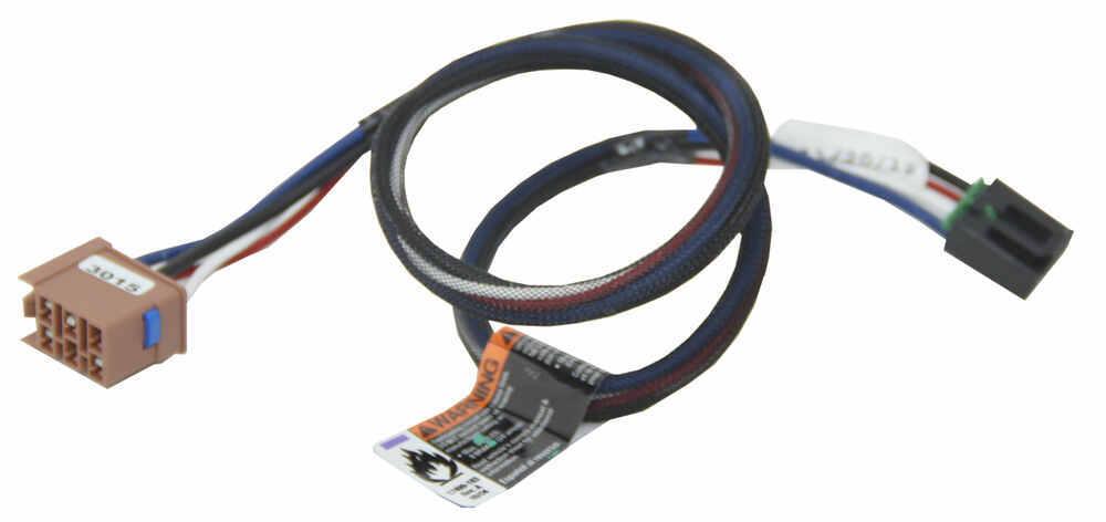 Compare Replacement Mounting Vs Tekonsha Plug