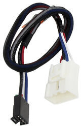 Tekonsha Plug-In Wiring Adapter for Electric Brake Controller - Toyota Tacoma and Toyota Tundra