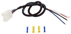 Tekonsha Custom Wiring Adapter for Trailer Brake Controllers - Pigtail - Toyota