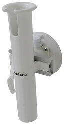 SeaSucker Rod Holder - Vacuum Mount - White - 1 Rod
