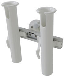 SeaSucker Rod Holder - Vacuum Mount - White - 2 Rods