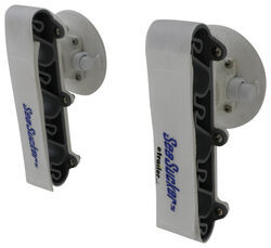 SeaSucker Rod Holders - Vacuum Mount - White