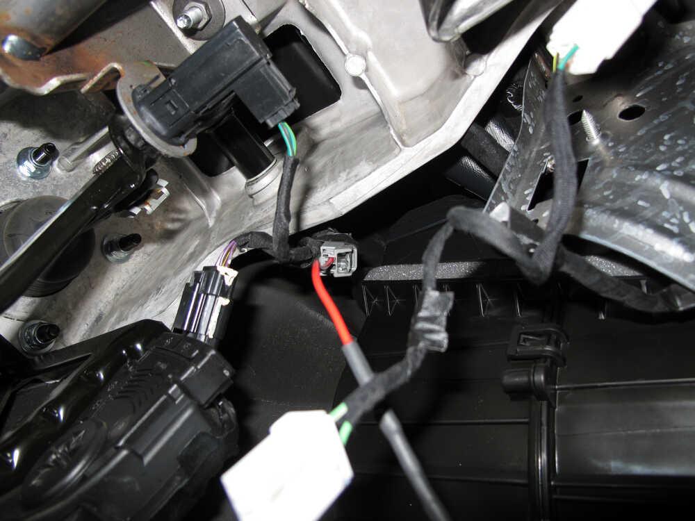2013 dodge ram pickup tekonsha custom wiring adapter for. Black Bedroom Furniture Sets. Home Design Ideas