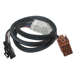 Tekonsha Plug-In Wiring Adapter for Electric Brake Controllers - GM