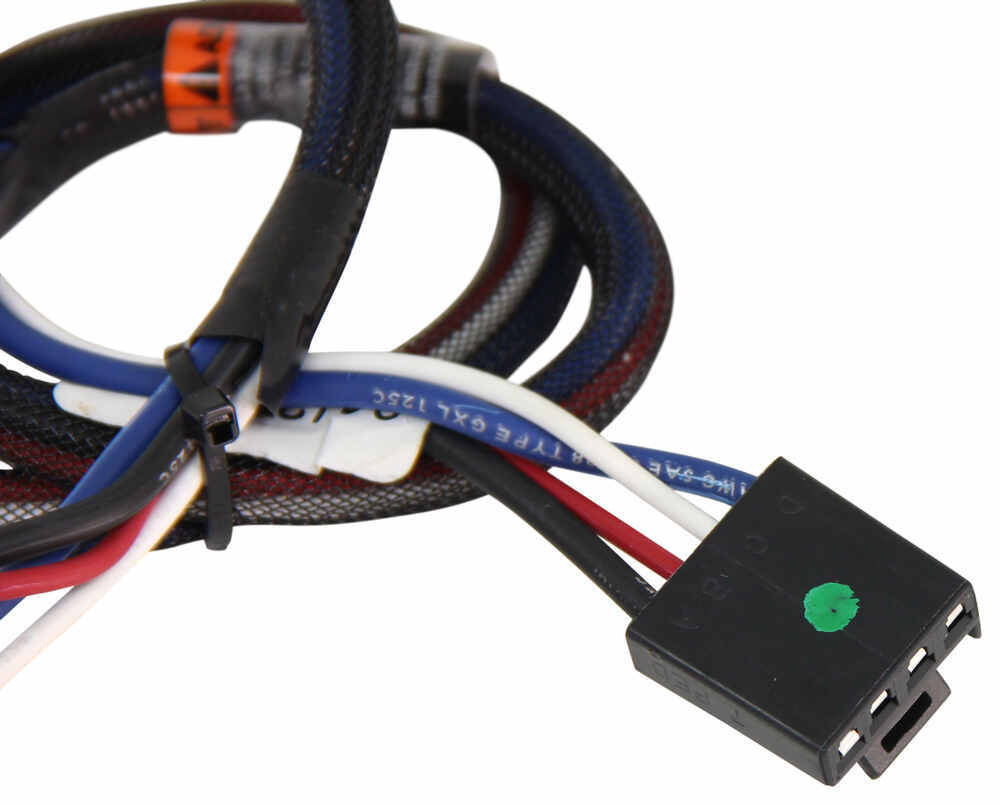 Tekonsha Plug In Wiring Adapter For Electric Brake Controllers Gm 2013 Traverse Trailer Harness Accessories And Parts 3026 P