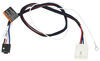 Tekonsha Custom Wiring Adapter for Trailer Brake Controllers - Dual Plug In