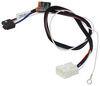 Tekonsha Custom Wiring Adapter for Trailer Brake Controllers - Dual Plug In Wiring Adapter 3031-P