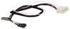 Tekonsha Custom Wiring Adapter for Trailer Brake Controllers - Dual Plug In Vehicle Specific 3031-P