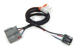 brake controller installation harness recommendation for a ford tekonsha plug in wiring adapter for electric brake controllers ford