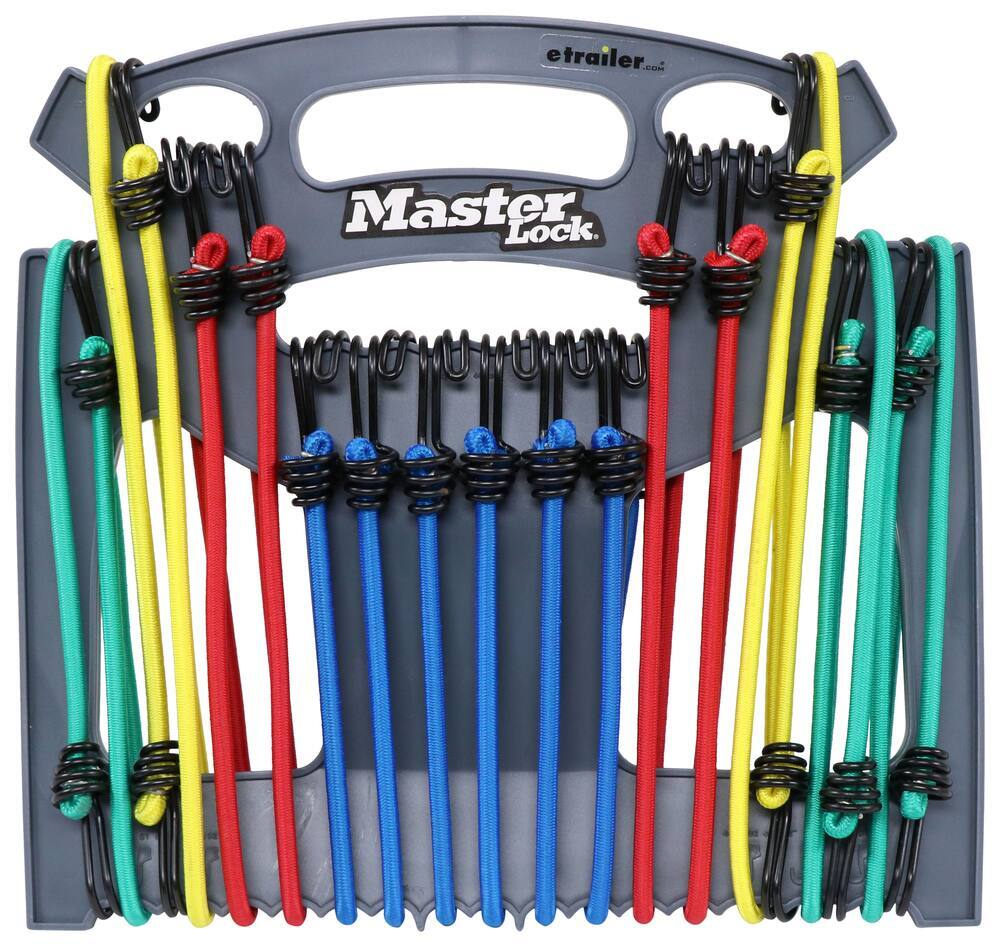 3044DAT - 15 Cords Master Lock Bungee Cords