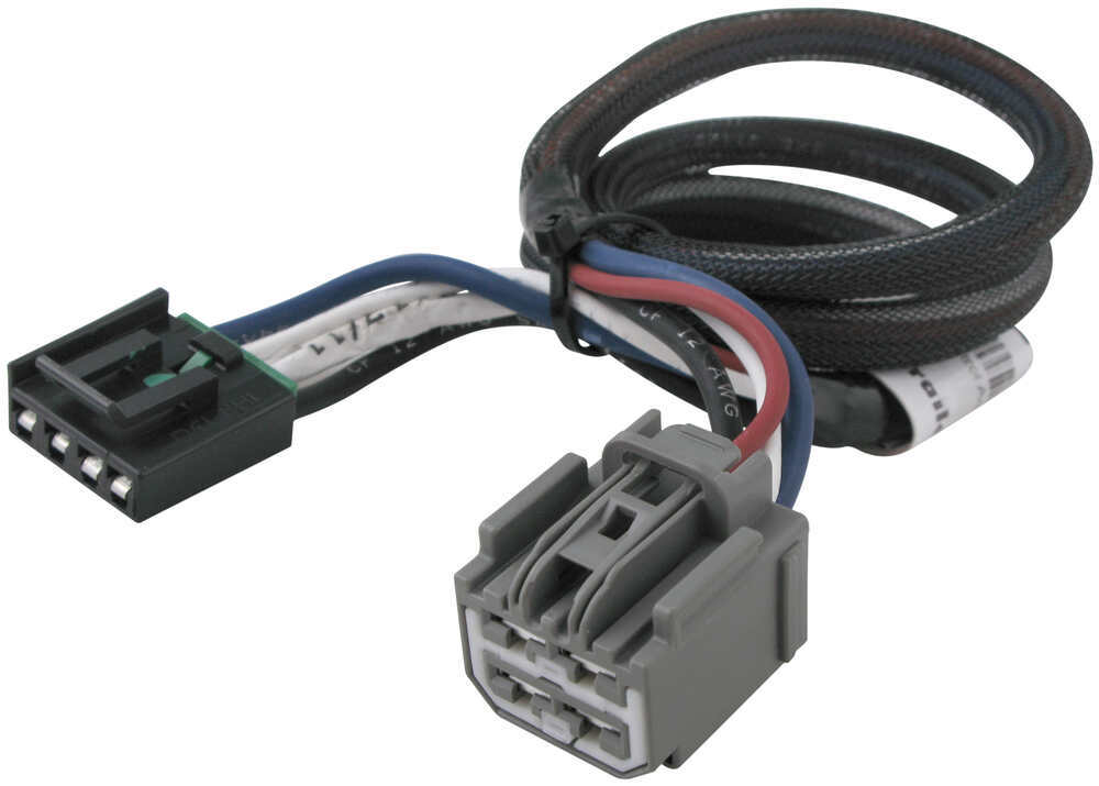 Accessories and Parts 3045-P - Wiring Adapter - Tekonsha