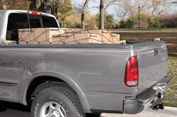 "Master Lock Adjustable Truck Bed Cargo Net with Storage Bag - 78"" Long x 60"" Wide"