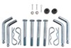 Replacement Hardware for Reese 16K Fifth Wheel Head Assembly and Head Support