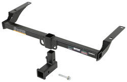 EcoHitch Stealth Trailer Hitch Receiver - Custom Fit - Class III - 2""