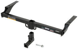 EcoHitch Stealth Trailer Hitch Receiver - Custom Fit - Class II - 1-1/4""