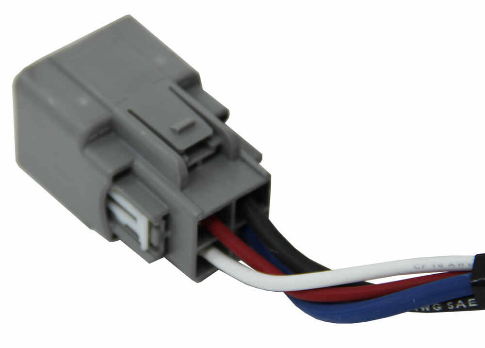 ford brake controller wiring 2005 ford f-250 and f-350 super duty tekonsha plug-in ... reliance trailer brake controller wiring diagram
