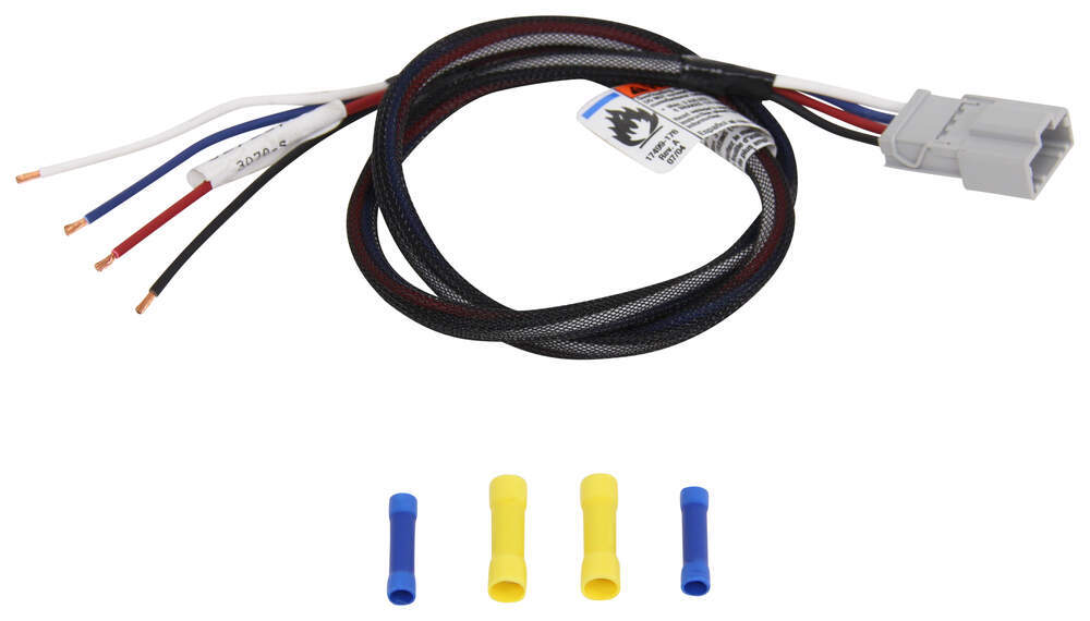 Tekonsha Custom Wiring Adapter For Trailer Brake